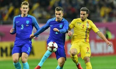 România, învinsă de Olanda cu 3-0, în meci amical. Foto: agerpres.ro