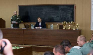 Евгений Шевчук: Приднестровская армия является сдерживающим фактором