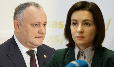 Додон отметил, что сделает всё возможное, чтобы традиционные семьи в Молдове имели поддержку государства.
