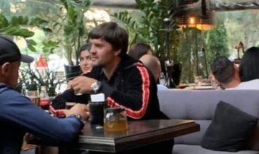 Константин Цуцу снова был замечен на отдыхе в Одессе.