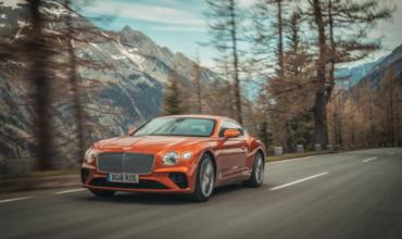Bentley посвятил Баварии спецверсию кабриолета Continental GT.