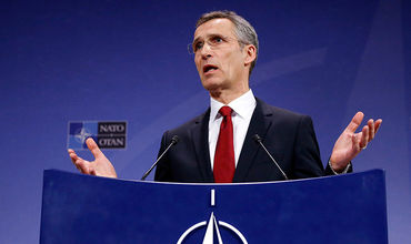 Генсек НАТО Йенс Столтенберг.