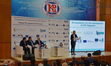 Башкан: Мы вместе с ЕС поменяли сознание наших людей