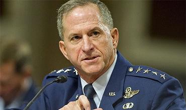 Генерал ВВС США Дэвид Голдфин. Фото: globallookpress.com