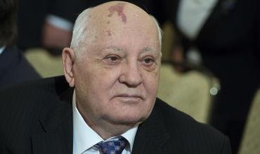 Экс-президент СССР Михаил Горбачёв.