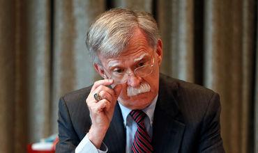 Кремль отреагировал на отставку Болтона.