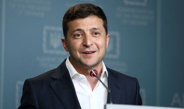 Российский политолог предложил номинировать наНобелевскую премию мира Владимира Зеленского.