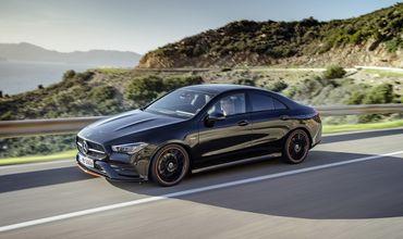 Mercedes-Benz CLA получил новую внешностью, доработанное шасси и множество высокотехнологичных штучек.