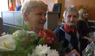 В этом году в Бельцах чествуют 40 супружеских пар-юбиляров.