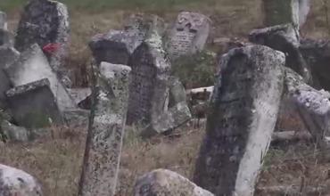 Ученые РАН проводят исследование еврейского кладбища Оргеева
