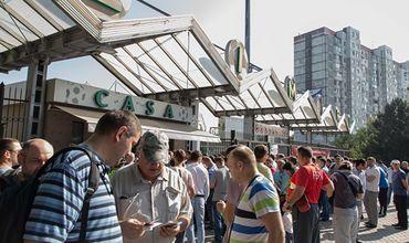 В Кишиневе ограничат движение троллейбуса №22 из-за футбольного матча.