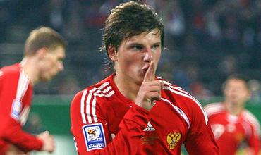 Жена бывшего игрока сборной России по футболу Андрея Аршавина Алиса написала на него заявление в полицию.