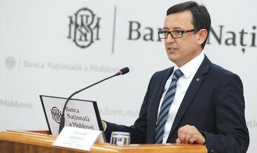 Глава Национального банка Молдовы Октавиан Армашу.