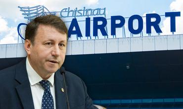 Специальная комиссия изучит обстоятельства концессии аэропорта Кишинева.