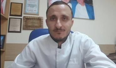 Педиатр Михай Стратулат.