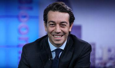 Хуан Сартори, совладелец английского футбольного клуба «Сандерленд» и зять российского миллиардераДмитрия Рыболовлева.