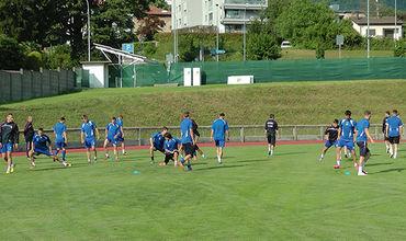 Молдавская сборная по футболу вылетит в субботу в Уэльс