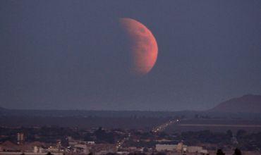 16 октября земляне смогут наблюдать суперлуние.