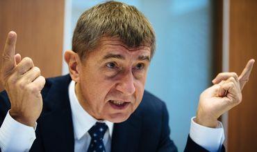 Первый вице-премьер Чехии и лидер правоцентристского политического движения