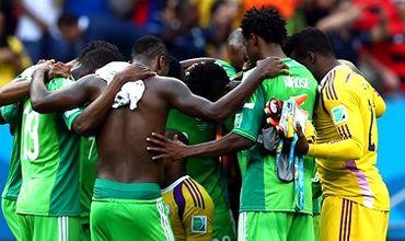 Сборная Нигерии по футболу не может оплатить дорогу до Рио