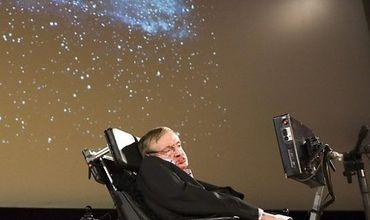 Стивен Хокинг известен своими работами по космологии и популяризацией науки. Фото: EPA/LETA.