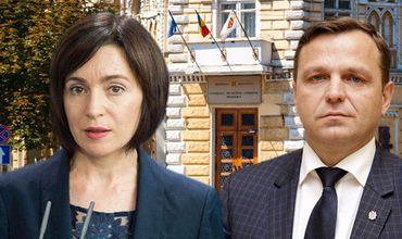 Майя Санду: Нэстасе – кандидат блока ACUM на пост мэра Кишинева.