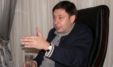 В России возбудили дело из-за задержания главреда РИА Новости Украина.