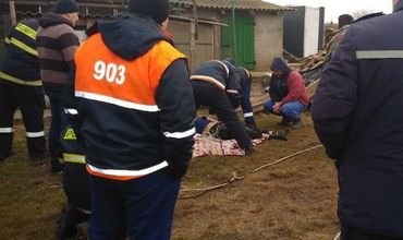 На место происшествия были вызваны спасатели из Тараклии, но спасти девушку им не удалось.