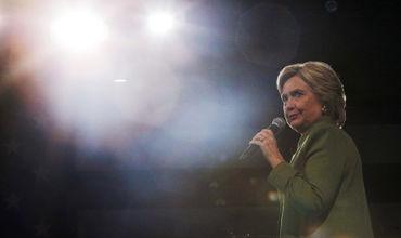 Клинтон в четверг, 28 июля, дала формальное согласие на выдвижение кандидатом в президенты.