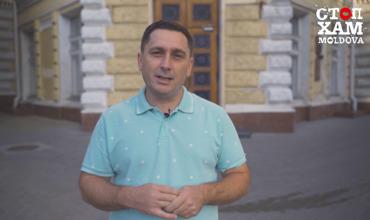 """Активист """"СтопХам"""" будет баллотироваться в Муниципальный совет Кишинева"""