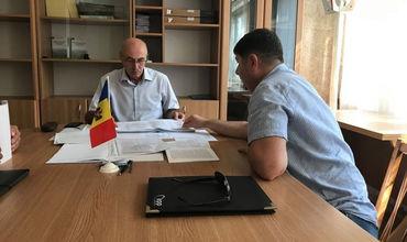 Тергуца подал документы в ЦИК для регистрации кандидатом в депутаты.