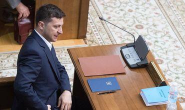 Зеленский не выполнил ни одного предвыборного обещания, считают в Раде.