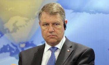 Президент Румынии Клаус Йоханнис.