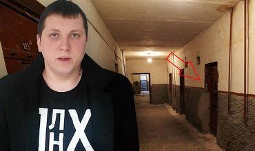 В сети появилось фото подвала, в котором содержат Григорчука.