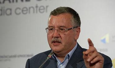 Гриценко входит в пятерку лидеров президентского рейтинга, его готовы поддержать 11,1% избирателей.