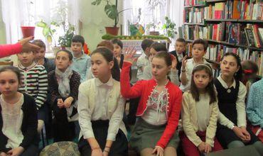В филиале Национальной детской библиотеки им. Иона Крянгэ сегодня состоялась культурная акция.
