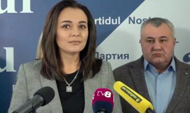 """""""Наша партия"""": Власть делает все, чтобы Усатого экстрадировали в Молдову и арестовали."""