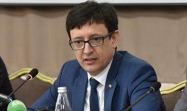Губернатор Национального банка Молдовы (НБМ) Октавиан Армашу.