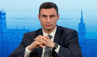 Кличко разрешил переименовать Московский проспект в Бандеры