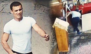 В столице мужчина совершил кражу из церкви.