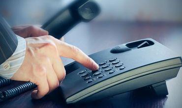 Средняя продолжительность одного звонка снизилась до 2,3 минут.