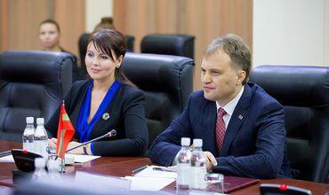 Верховный совет (ВС) Приднестровья 28 июня снял неприкосновенность с бывшего главы Приднестровья.