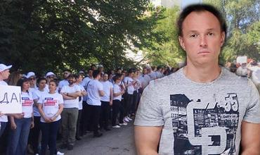 Транга освобожден из-под предварительного ареста
