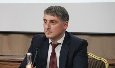 Бывший генеральный прокурор Республики Молдова Эдуард Харунжен.
