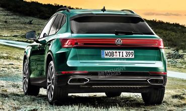Новый Volkswagen Tiguan появится в 2022 году.