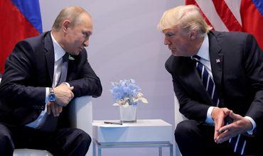 По данным The Washington Post, в Гамбурге Трамп забрал у своего переводчика записи, сделанные во время переговоров с Путиным.