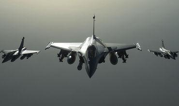 США поменяют диспозицию самолетов коалиции в Сирии.