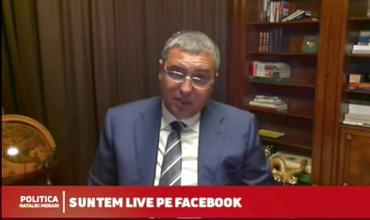 Усатый не будет участвовать в парламентских выборах. Фото: TV8