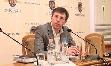 Генеральный примар Кишинева Дорин Киртоакэ.