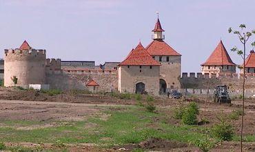 Работы в Бендерской крепости планируют завершить к октябрю.